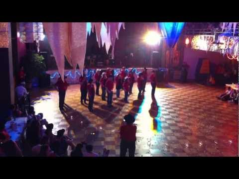 Cowboy Strut ( Rednex - Riding Alone ) Line Dancer Ybbs - danis...