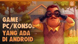 5 Game Android High Graphic yang Diangkat dari PC 2018