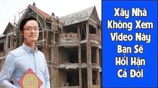 TRƯỚC KHI XÂY NHÀ không XEM video này, Bạn sẽ HỐI HẬN CẢ ĐỜI || Thầy Phong Thủy Tam Nguyên