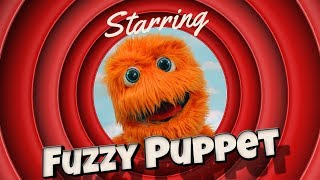 Fuzzy Puppet Season 1 All episodes! 😀 Toy Video Compilation 😀 KIDS TOYS CHANNEL for kids