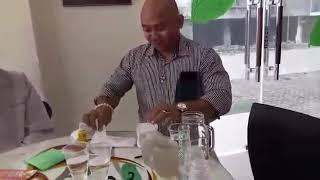 Demo Pembalut V-Bless yang pertama di indonesia yang mengandung Antiokxidant dan Nano silver.
