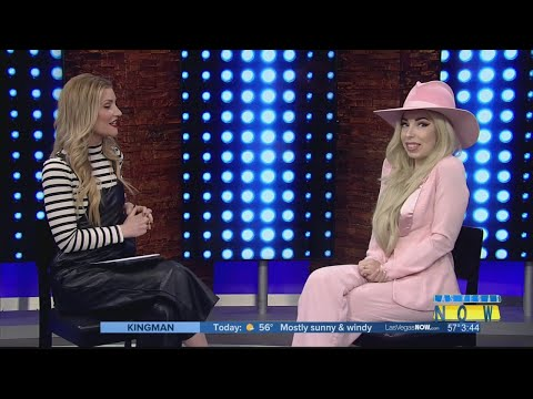 Mother Monster Trivia with Lady Gaga impersonator