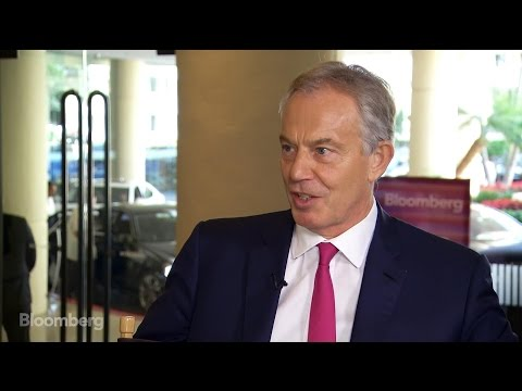 Tony Blair: U.K. Will Vote Against 'Brexit'