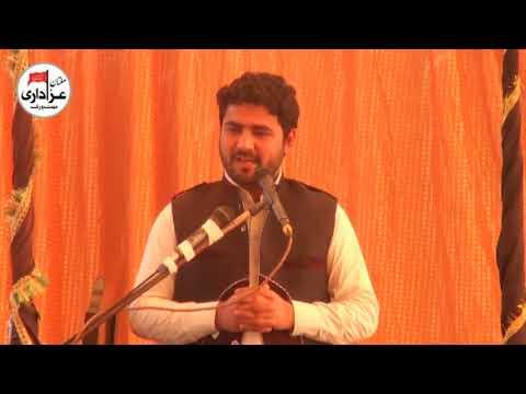 Zakir Salman Ali Muhammadi | Majlis 11 Rabi Awal 2017 |