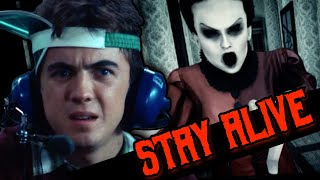 I Watched Disney's ONLY Slasher Film.. (Stay Alive Review)