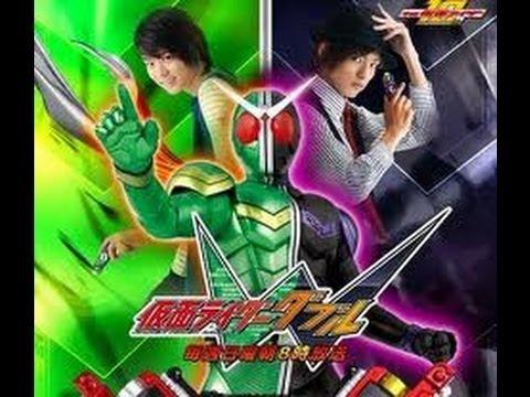Kamen Rider Joker Memory Kamen Rider w Gaia Memory