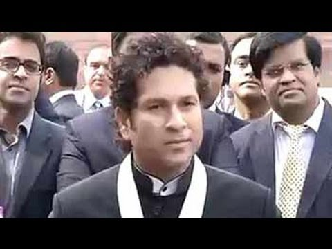 Will continue to bat for India: Sachin Tendulkar after receiving Bharat Ratna
