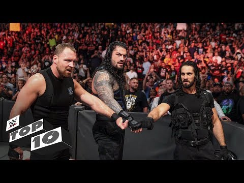Memorable tag team reunions: WWE Top 10, Aug. 25, 2018