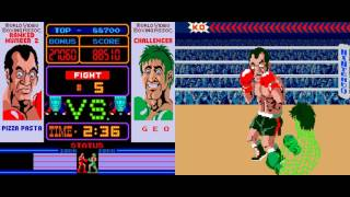 Arcade Game: Punch-Out!! (1984 Nintendo)