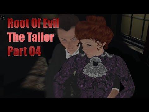 Root Of Evil: The Tailor [Part 04] – Unerwartete Schwangerschaft -- [Let´s Play Horror Game deutsch]