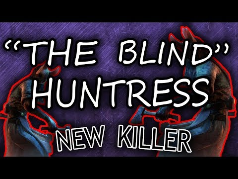A Lullaby For The Dark   The Huntress - Dead by Daylight