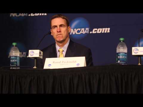 QU Men's Ice Hockey Post-Game Comments at NCAA Tournament West Regional vs. North Dakota