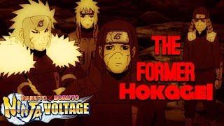 **The First 4 Hokage in Attack Mission** - Naruto x Boruto