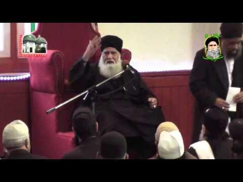 Hazrat Umar Farooq Ra By Baba Jee Sarkar On Friday 1st November 2013 | Chura Shareef video