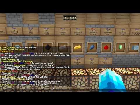 play.feralcraft.net - 1.7.10  1.8 Cracked Minecraft Factions Server