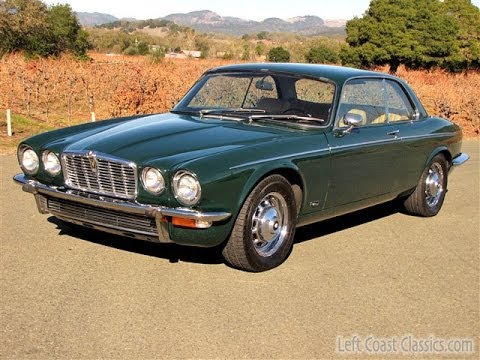 1976 Jaguar Xj12c 1976 Jaguar Xj12c For Sale