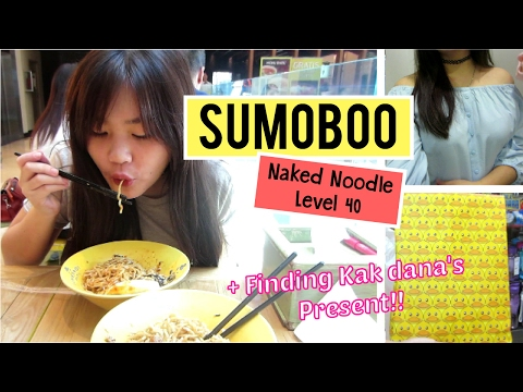SUMOBOO NAKED RAMEN LEVEL 40 | Michelle Joanna