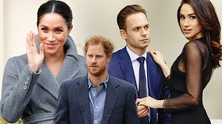 Meghan Markle may return to Suits in multi-million deal to her charity from TV bosses