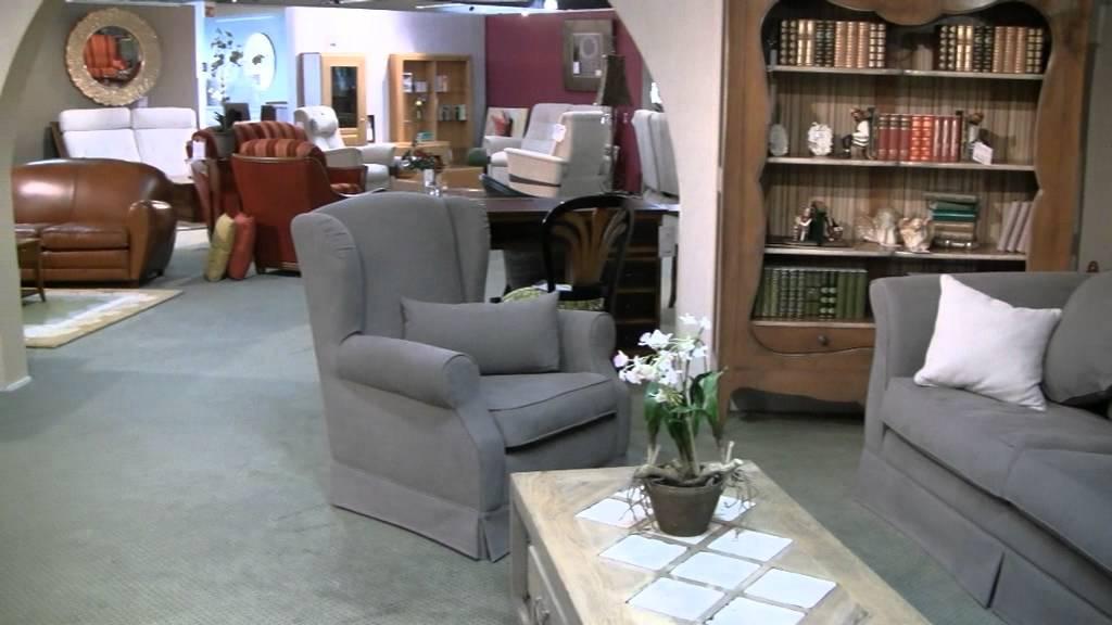AMBIANCE STYLE ET ROMANTIQUE les meubles maurey.wmv - YouTube
