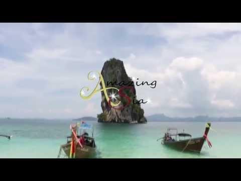Krabi- Thailand's Greatest Beaches
