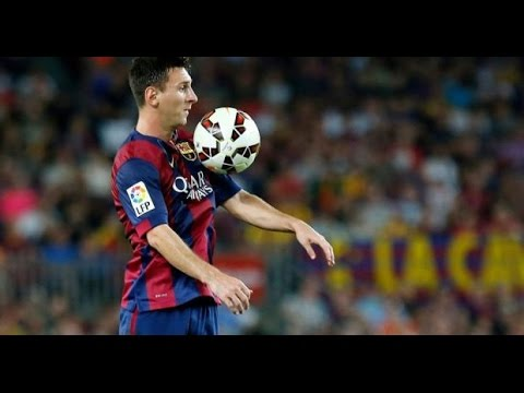Lionel Messi ● Simply First Touch 2014-2015 ||hd|| video