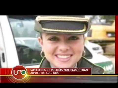 Familiares de policías muertas niegan supuestos suicidios