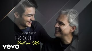 Andrea Bocelli Matteo Bocelli Fall On Me Commentary