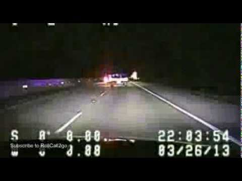 Dashcam Shooting: Suspect rams cruiser, fatally shot by Ohio officer caught on video