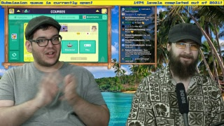 Super Mario Maker: Indiana Joseing (Viewer Submitted Levels) - Kairbukai LIVE