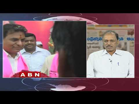 Discussion on Stalin Comments on Karunanidhi's Statue Unveiling Ceremony | Part 2 | ABN Telugu