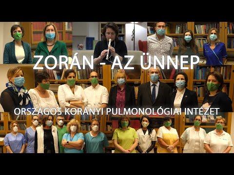 Zorán - Az Ünnep - Országos Korányi Pulmonológiai Intézet/National Korányi Institute of  Pulmonology