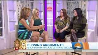 Drop Dead Diva boot battle - 20-Mar-2014