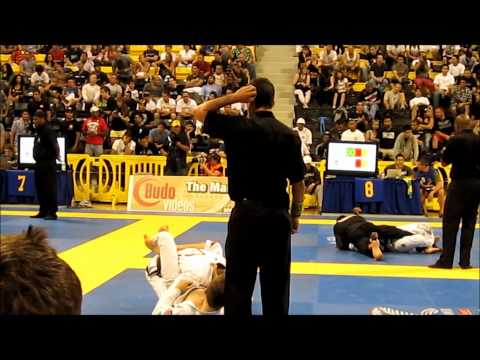 Ryan Hall vs. Tommy Malmberg - BJJ Mundials 2010