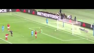 Luis Suarez vs Guangzhou All 3 Goals 17.12.2015