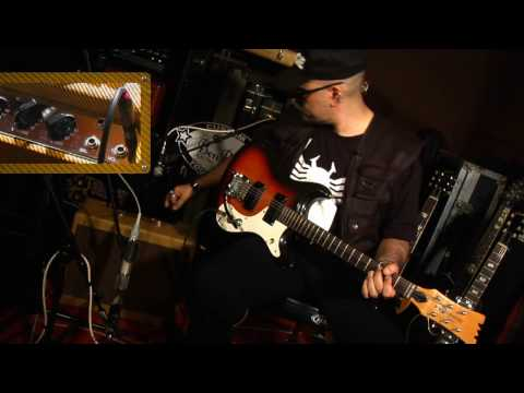 BENROD ELECTRO American '57 Deluxe Tweed by Judge Fredd [OFFICIAL]