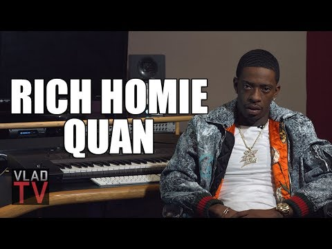 Rich Homie Quan Agrees with Boosie: No Rapper Wants to Go Back to Dealing (Part 3)