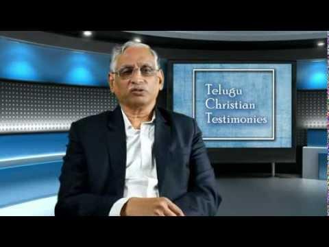 Telugu Christian Testimonies Samavedam Elisha
