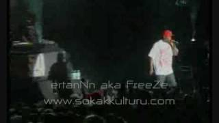50 Cent Türkiye Konseri - I Get Money Live Performance