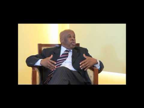 Meet the Leader: H.E Festus Mogae