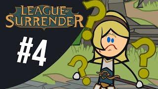 MID MIA! ANIMAÇÃO LEAGUE OF SURRENDER EP 04 (LEAGUE OF LEGENDS)