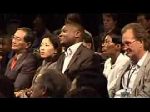 Nelson Mandela  speech about the Elders