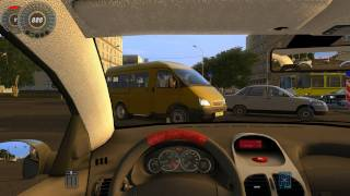 City Car Driving - Gameplay (German)