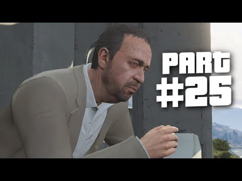Grand Theft Auto 5 Gameplay Walkthrough Part 25 - The Observatory (GTA 5)