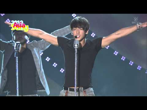 Rain Bi 비 101023 2010 Asia Song Festival_Rainism + Love Song + Hip Song