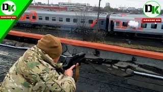 Awesome !! Counter-terrorism training from Russian special forces 'Rush Train' ● DUNIA KOMANDO 2018