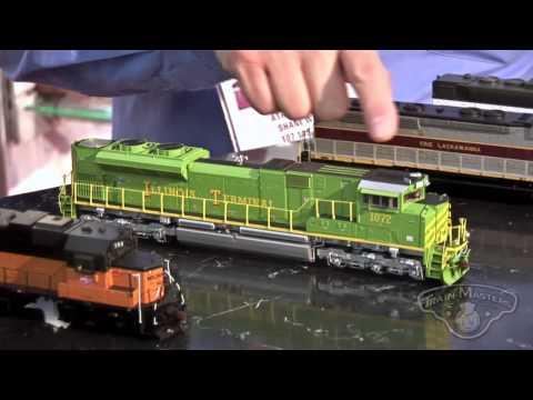 Athearn National Train Show Atlanta   July 2013   Model Railroad Hobbyist   TrainMasters TV
