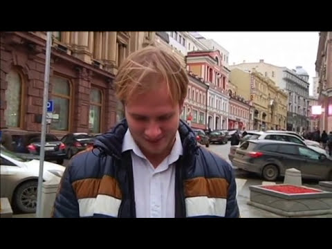Ruble Crisis: Residents of Moscow appear unfazed by ruble crash