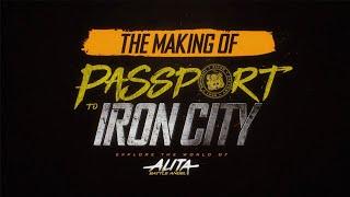 "The Making of ""Passport to Iron City"" (Explore the World of Alita: Battle Angel)"