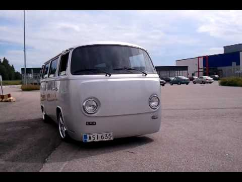 lowrider vw kleinbus (air ride)