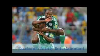 Super Eagles 2013- Forever Giant of AFrica. Iyanya-Kukere Remix ft. Dbanj DJ City